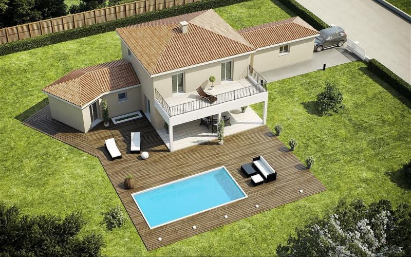 Maison  5 pièces + Terrain 1000 m² Lucciana par CORSEA PROMOTION