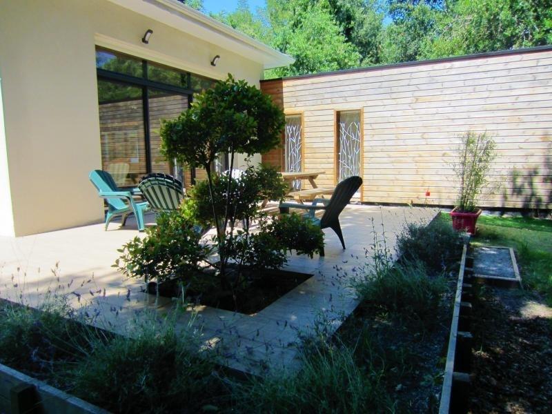 Sale house / villa Mios 443000€ - Picture 2
