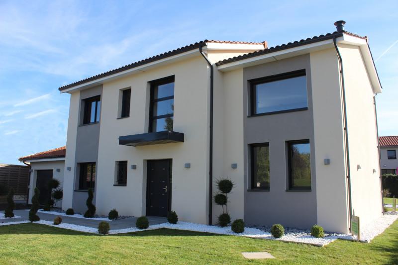 Maison  4 pièces + Terrain 800 m² Saint-Bernard par DOME CONSTRUCTION