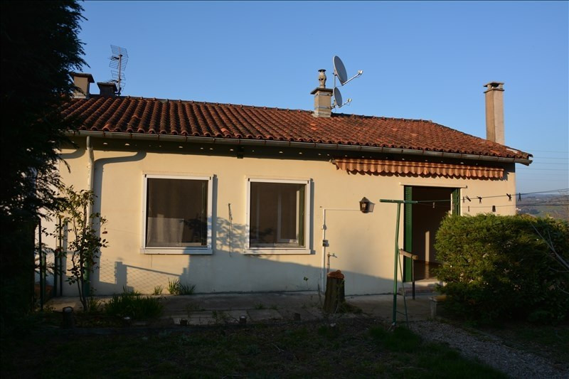 Vente maison / villa Secteur mazamet 85 000€ - Photo 1