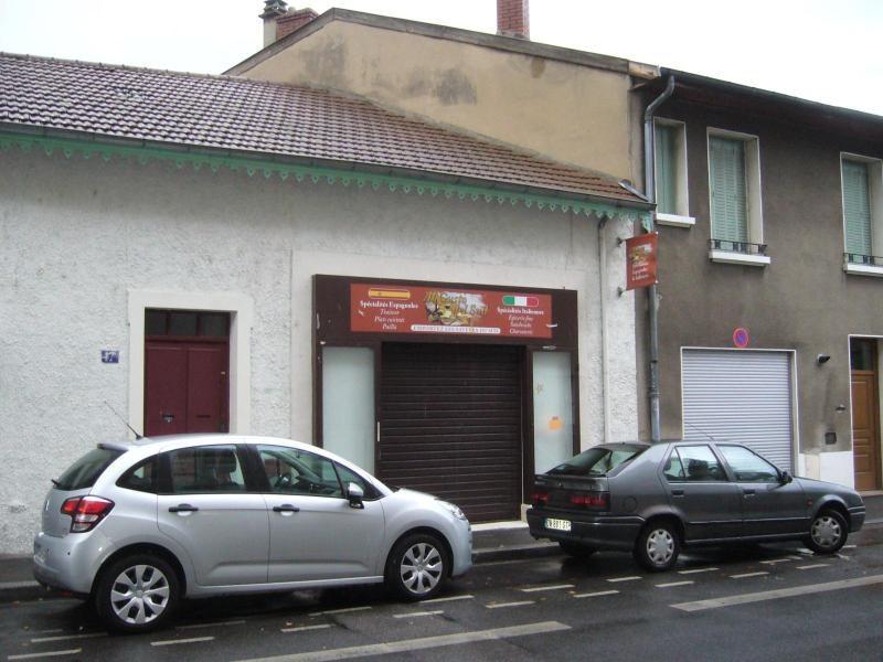 Location boutique Lyon 3ème 1091€ CC - Photo 1