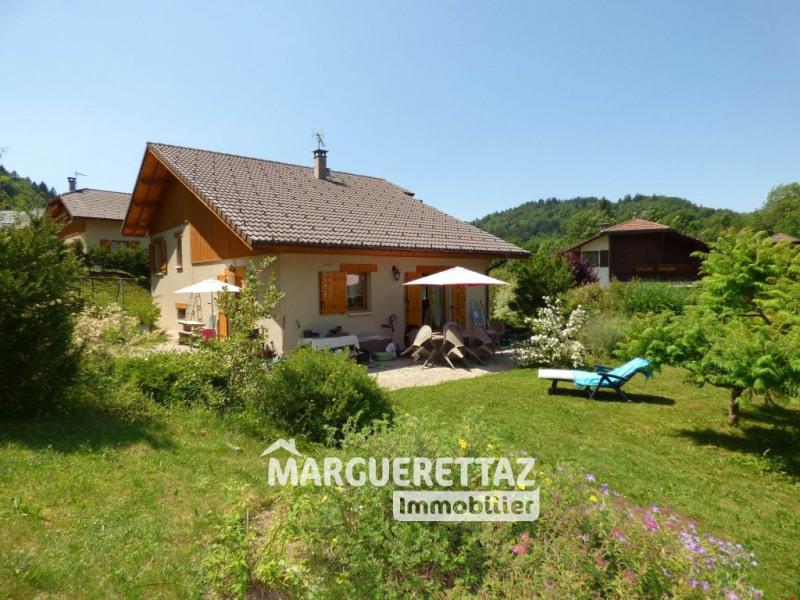 Sale house / villa Mieussy 346000€ - Picture 1