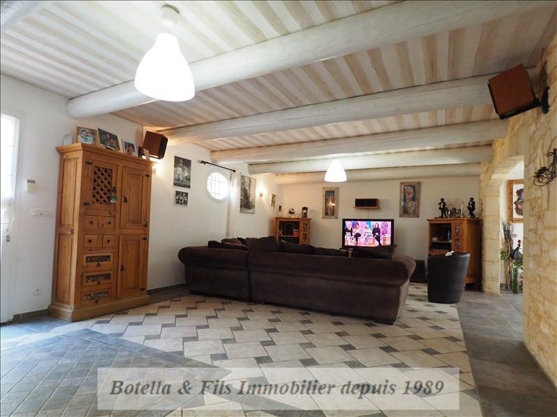 Vente maison / villa St victor la coste 388000€ - Photo 3