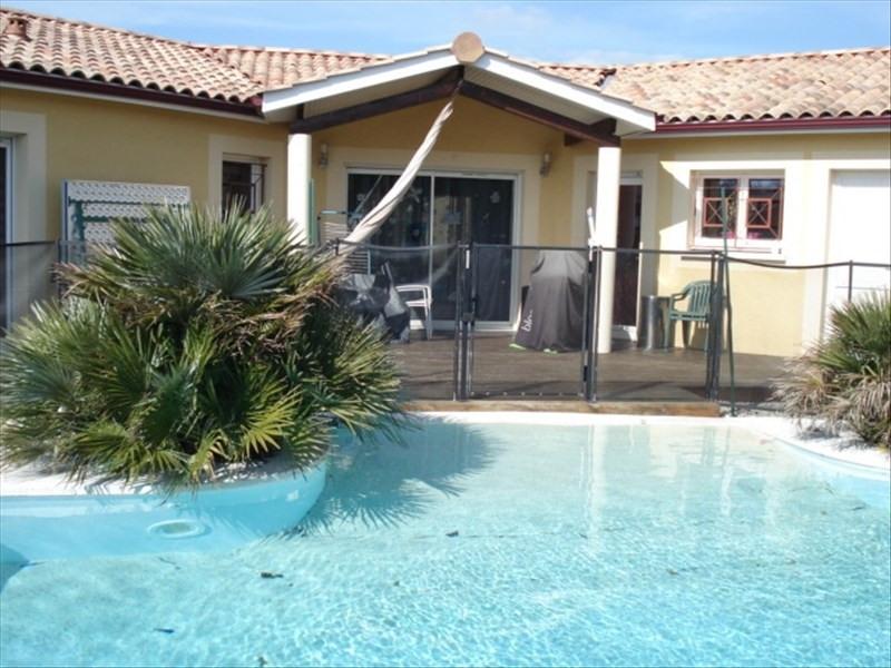 Sale house / villa Brach 336000€ - Picture 1