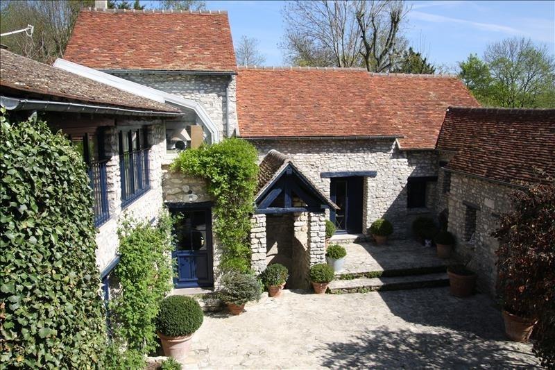 Sale house / villa Crespieres 795000€ - Picture 1