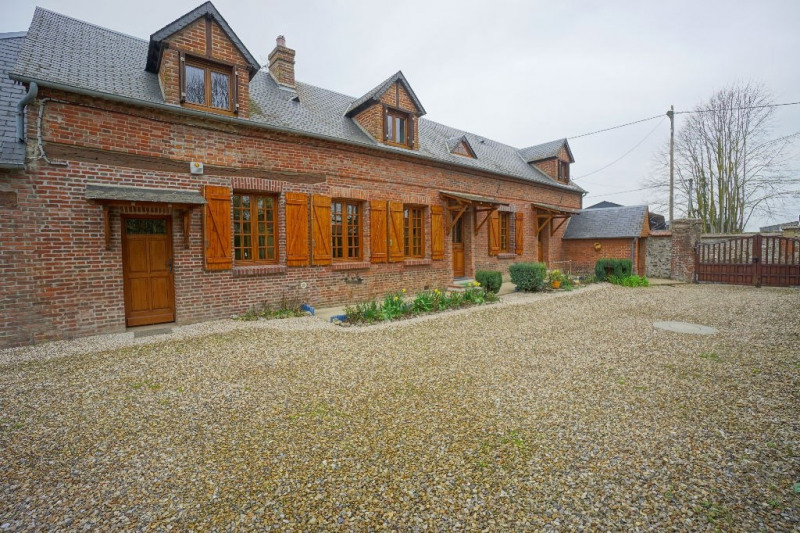 Vente maison / villa Tourny 253000€ - Photo 12