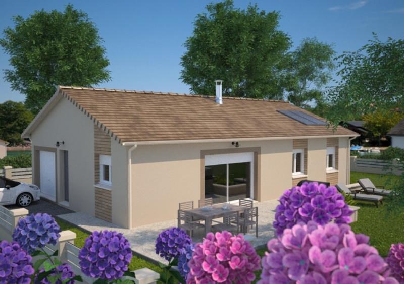 Maison  5 pièces + Terrain 410 m² Domont par maisons evolution