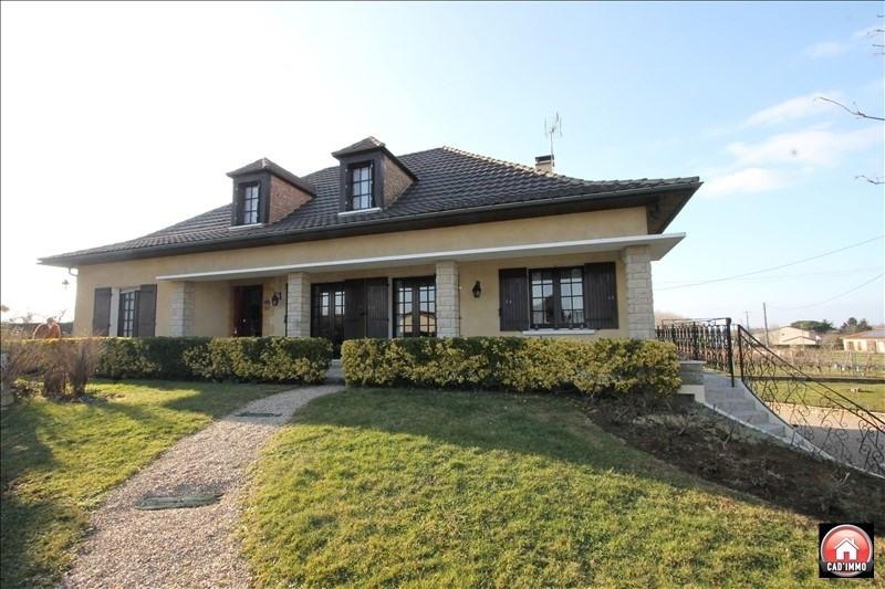 Vente maison / villa Lamonzie saint martin 342000€ - Photo 1