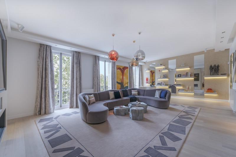 Immobile residenziali di prestigio appartamento Paris 16ème 4950000€ - Fotografia 1