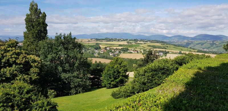 Sale house / villa Reventin vaugris 520000€ - Picture 1