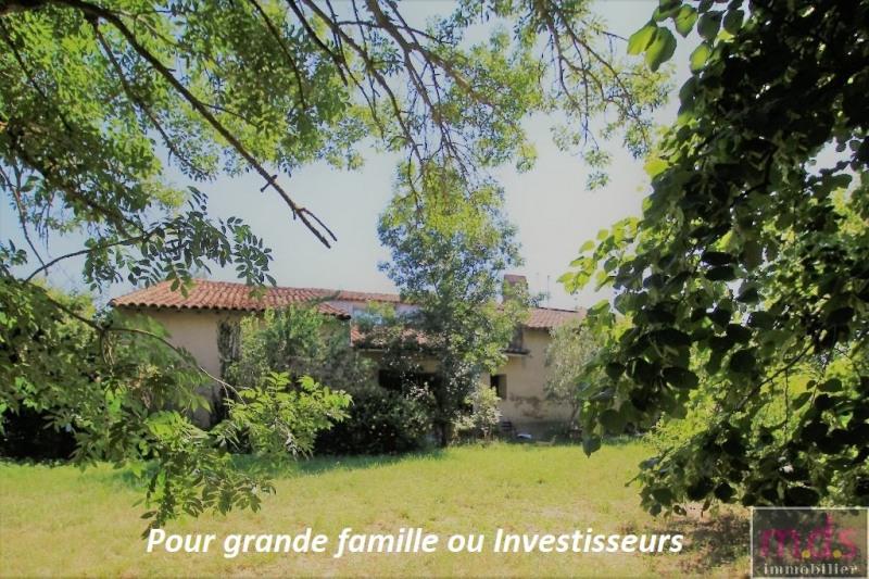 Produit d'investissement maison / villa Gragnague 336000€ - Photo 1