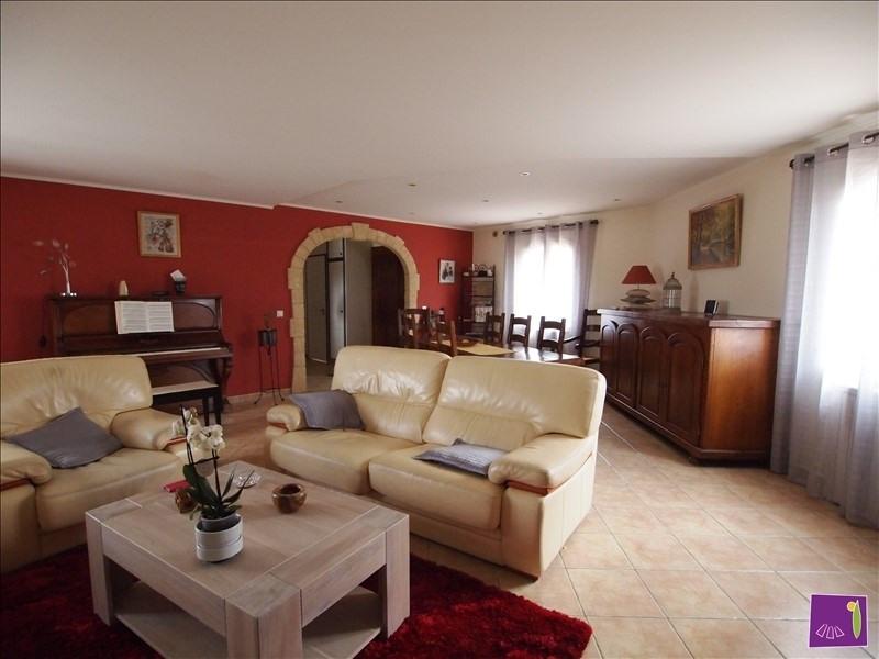 Sale house / villa Uzes 385000€ - Picture 2