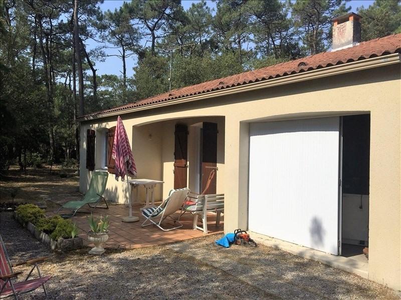 Vente maison / villa Jard sur mer 228800€ - Photo 1