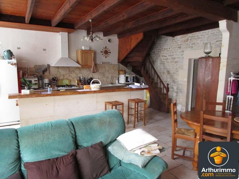 Sale house / villa Matha 80500€ - Picture 2