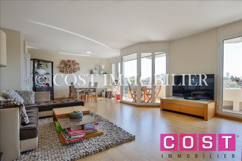Immobile residenziali di prestigio appartamento Courbevoie 1050000€ - Fotografia 7