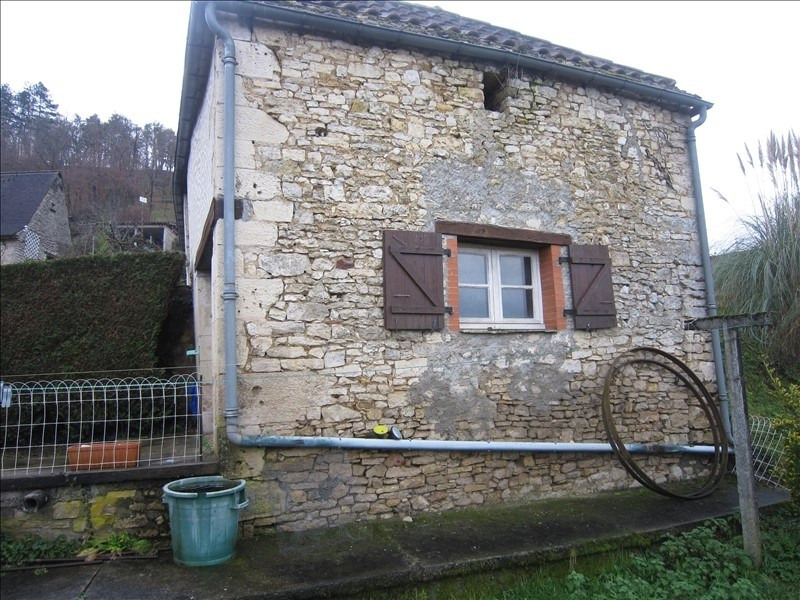 Vente maison / villa Allas les mines 135000€ - Photo 9