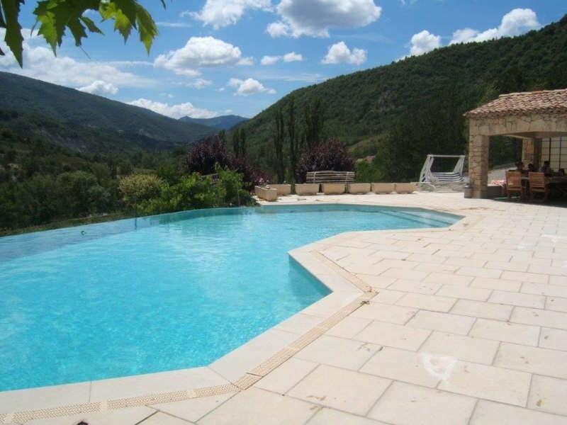 Vente de prestige maison / villa Barret sur meouge 970000€ - Photo 2