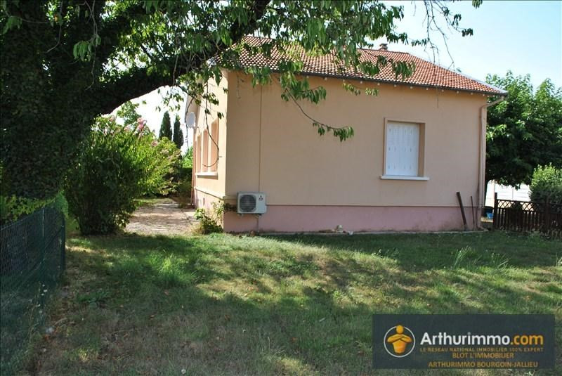 Sale house / villa Cessieu 155000€ - Picture 5