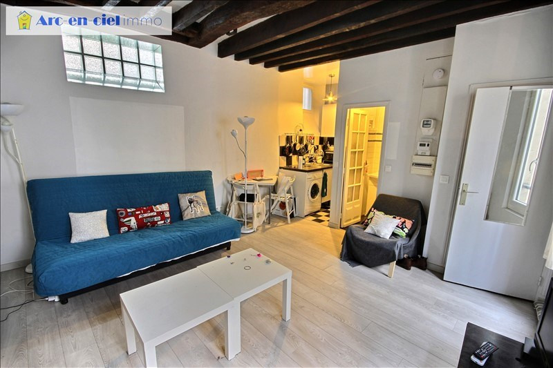 Vente appartement Paris 5ème 278000€ - Photo 4