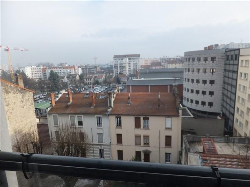 Vente appartement Villeurbanne 245000€ - Photo 2