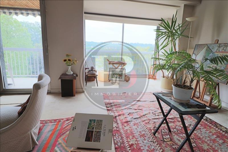 Vendita appartamento Le pecq 550000€ - Fotografia 2