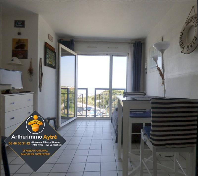 Sale apartment Chatelaillon plage 135200€ - Picture 1