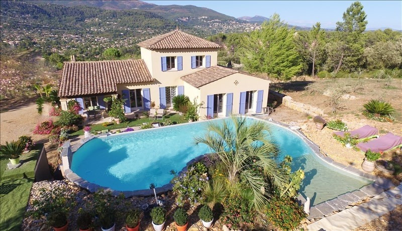 Vente maison / villa Peymeinade 473000€ - Photo 1