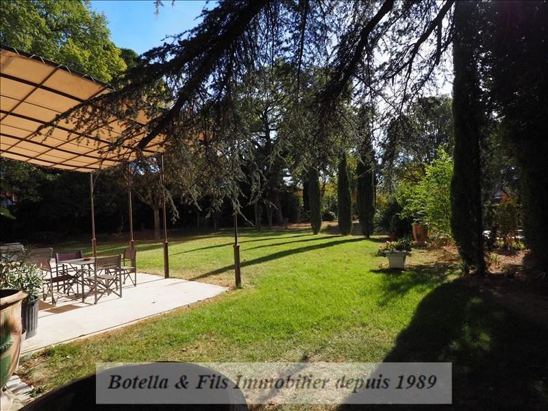 Immobile residenziali di prestigio castello Uzes 889000€ - Fotografia 3