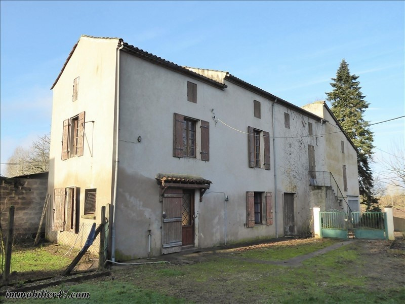 Vente maison / villa Aiguillon 69900€ - Photo 1