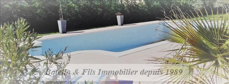 Vente maison / villa Bagnols sur ceze 525000€ - Photo 3