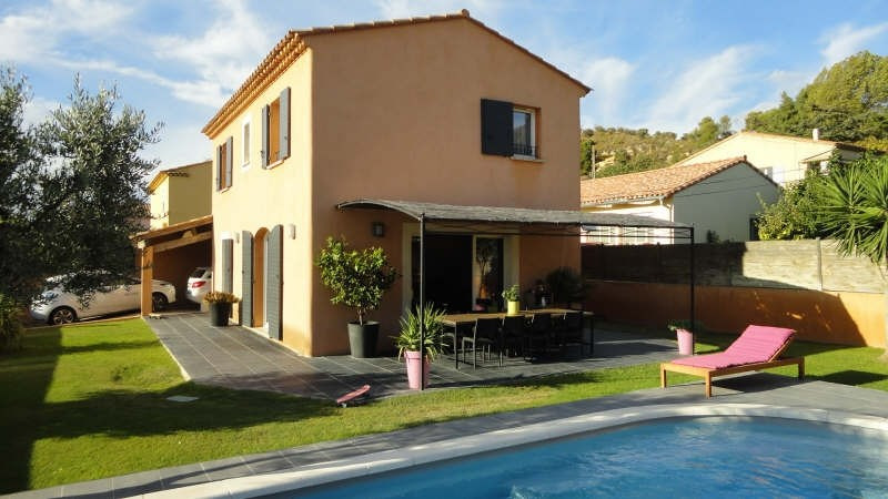 Vente maison / villa St chamas 388 000€ - Photo 1