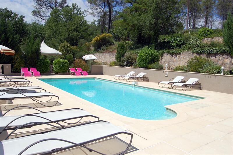Revenda residencial de prestígio casa Tourrettes 895000€ - Fotografia 4