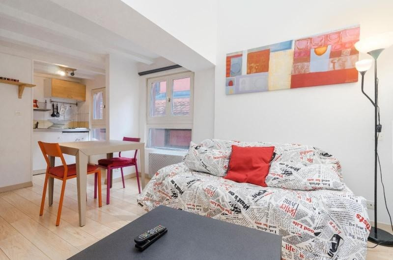 Location vacances appartement Strasbourg 500€ - Photo 1