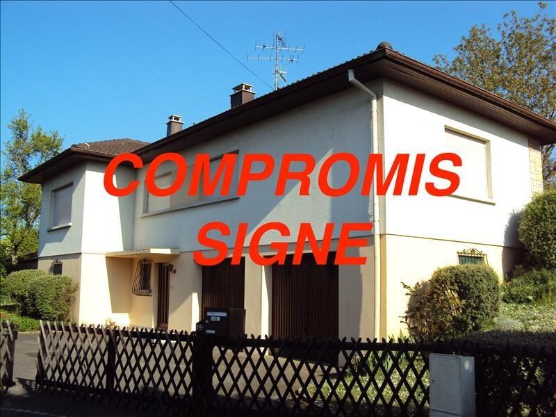 Vente maison / villa Pfastatt 265000€ - Photo 1