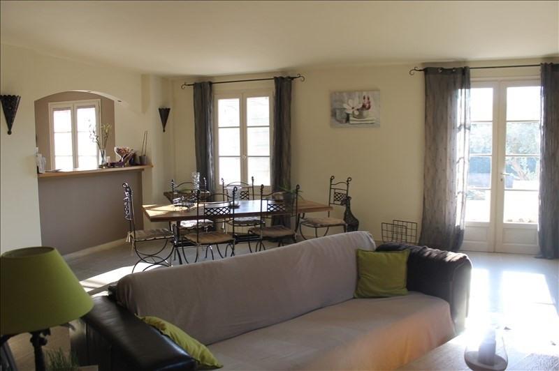 Vente maison / villa Sarrians 382500€ - Photo 2