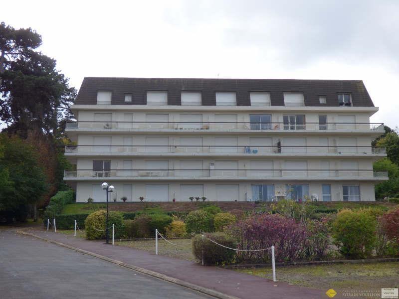 Verkoop  appartement Villers sur mer 110000€ - Foto 1