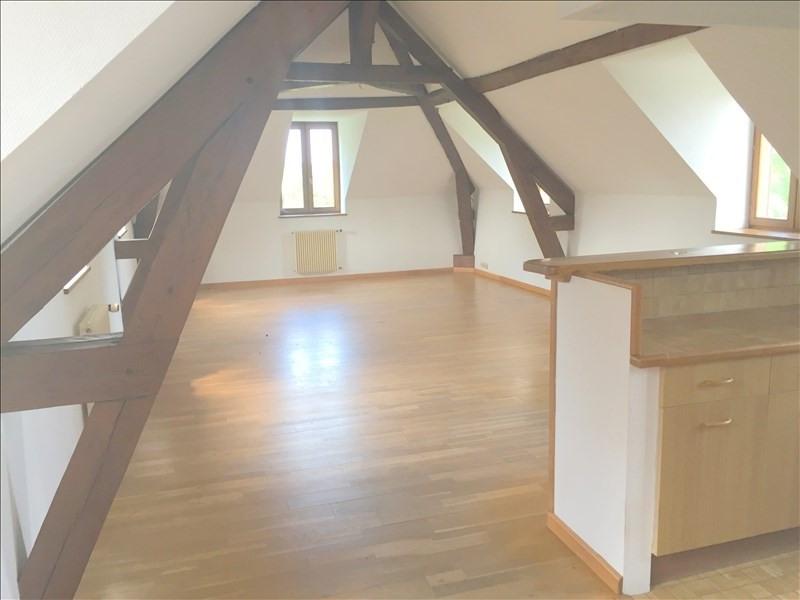 Rental apartment Honfleur 750€ CC - Picture 1
