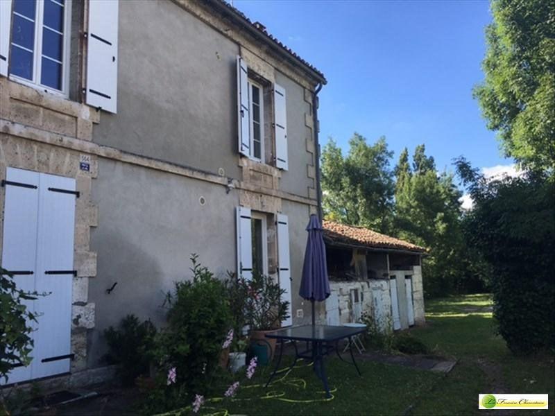 Location maison / villa Ruelle sur touvre 515€ CC - Photo 1