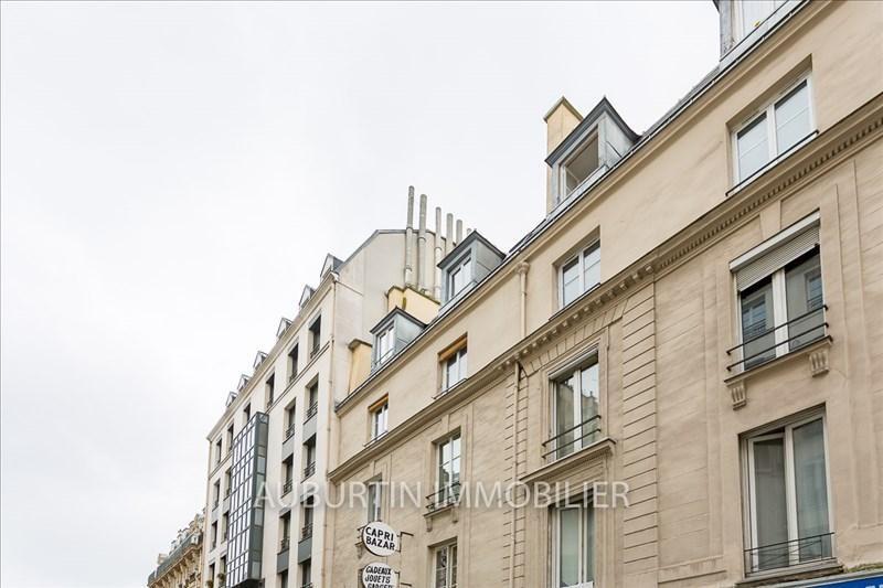 Verkauf wohnung Paris 10ème 350000€ - Fotografie 6