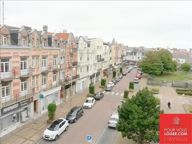 Vente appartement Berck 148000€ - Photo 1