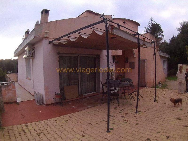 Vendita nell' vitalizio di vita casa Roquefort-les-pins 380000€ - Fotografia 7