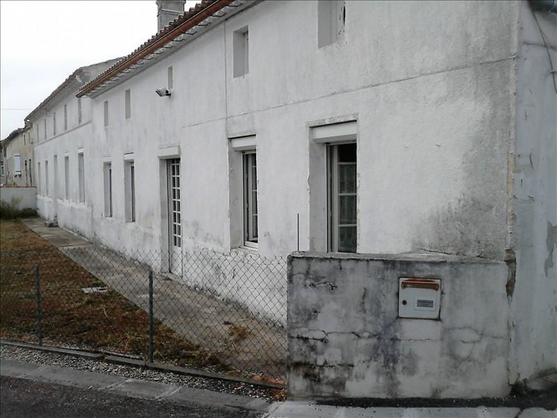 Sale house / villa St ciers sur gironde 79500€ - Picture 1