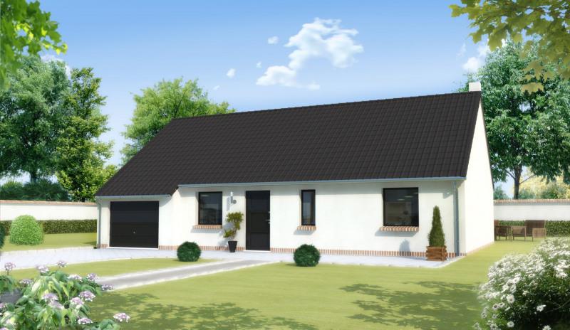 Maison  5 pièces + Terrain 548 m² Lorgies par MAISON FAMILIALE - Lille