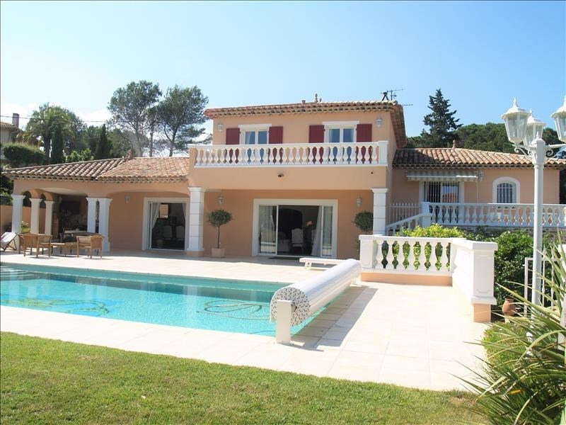 Deluxe sale house / villa St aygulf 1415000€ - Picture 1