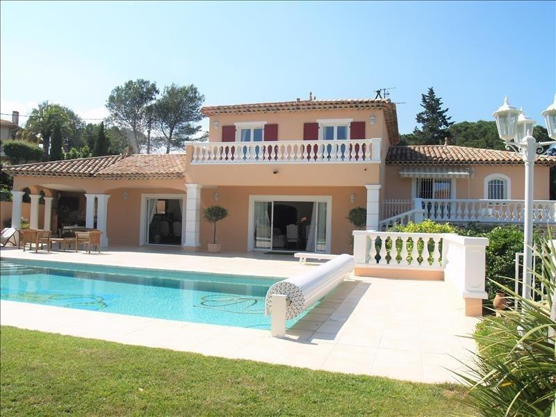 Vente de prestige maison / villa St aygulf 1415000€ - Photo 1
