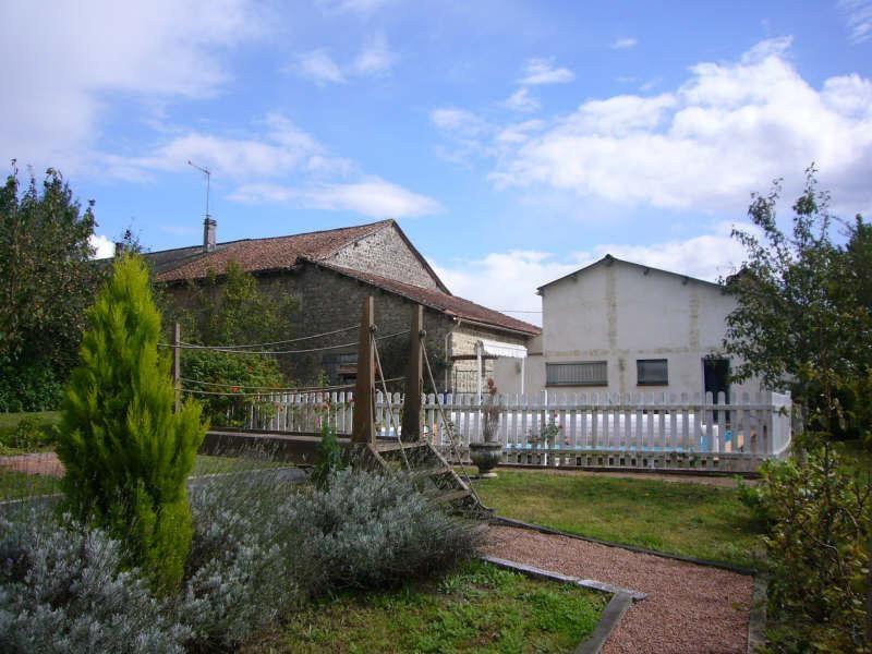 Sale house / villa Augignac 254900€ - Picture 1