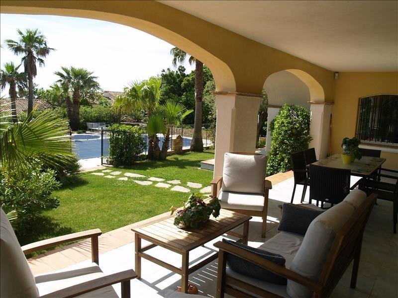 Vente de prestige maison / villa Les issambres 1195000€ - Photo 7