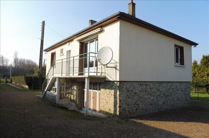 Vente maison / villa Tourouvre 80000€ - Photo 1