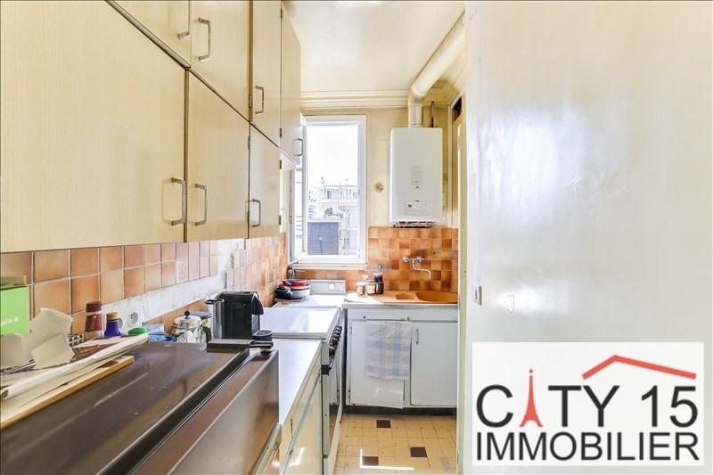Sale apartment Paris 15ème 395000€ - Picture 4