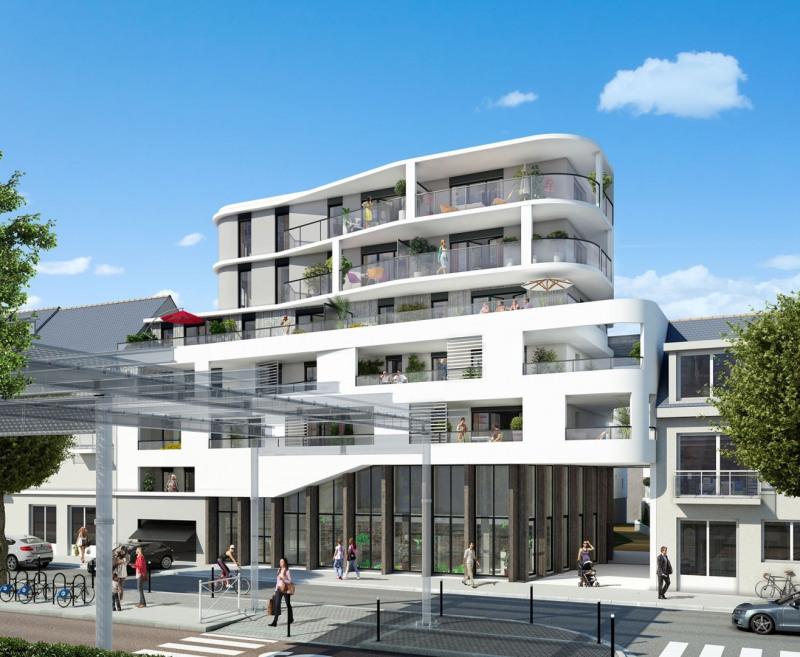 Quai chazelles programme immobilier neuf lorient for Promoteur immobilier neuf